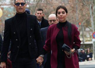 Georgina Rodriguez racconta il primo incontro con Cristiano Ronaldo