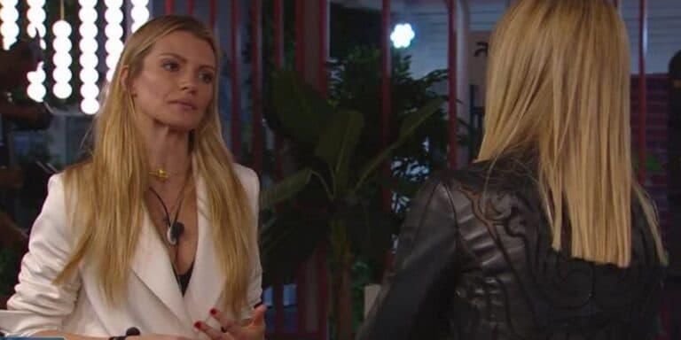 """Grande Fratello Vip, la fidanzata di Licia Nunez si scaglia contro Antonella Elia:""""Sei una brutta anima"""""""