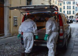 Padova, vive tre mesi con il fratello morto in casa