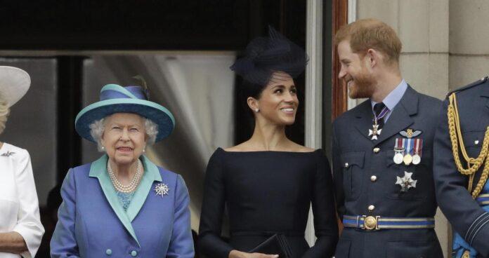 Regina Elisabetta: la reazione alle