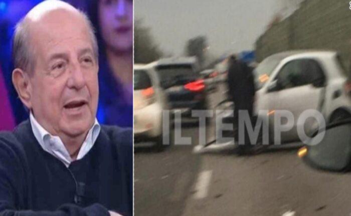 'Vivo per miracolo': gravissimo incidente per Giancarlo Maga