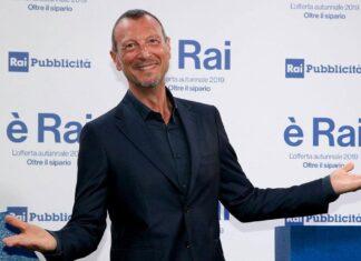 Amadeus difende la scelta di Rula Jebreal a Sanremo 2020