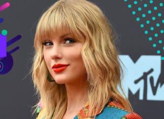 Taylor Swift: come ha passato con il compagno