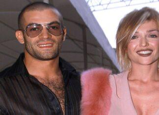 Paola Barale e Gianni Sperti