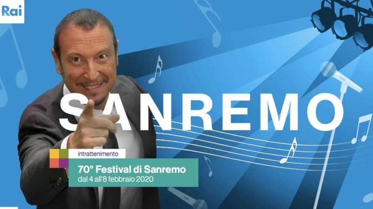 Festival di Sanremo 2020, ecco svelati i nomi dei Big in gara