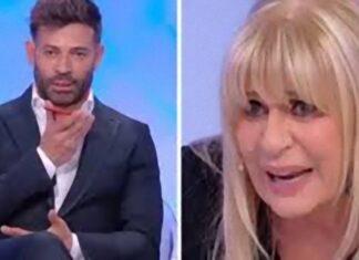 Gianni Sperti e Gemma Galgani