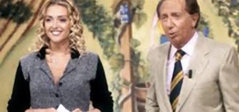 Paola Barale shock: 'Mike Bongiorno è stato il primo uomo a cui avrei voluto dare un pugno'