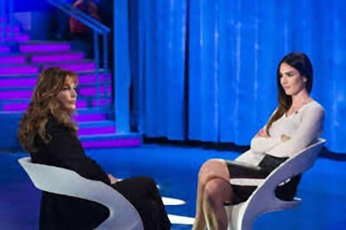 Verissimo |  lite in diretta con Silvia Toffanin |  'Vuoi fare tu l'intervista…?'