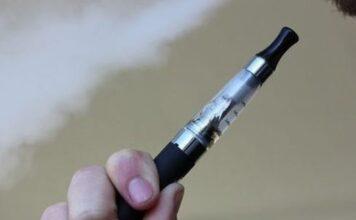 Sigaretta elettronica in tasca