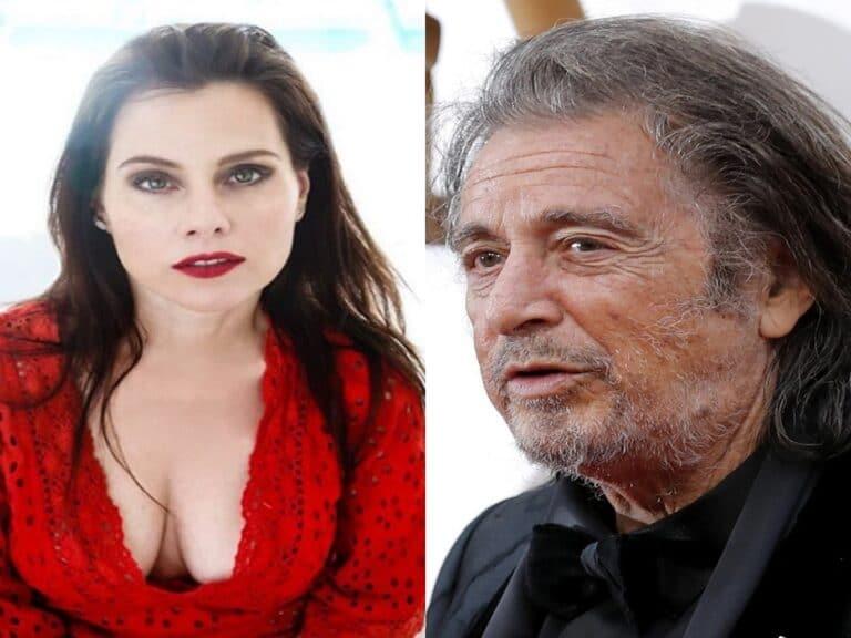 """Al Pacino mollato dalla fidanzata, """"è troppo vecchio…"""""""