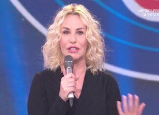 Antonella Clerici verso La Vita in Diretta
