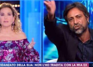 Barbara D'Urso - Pietro Delle Piane