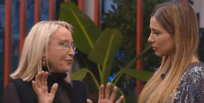 Eleonora Giorgi e Clizia