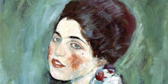 Quadro di Klimt rubato