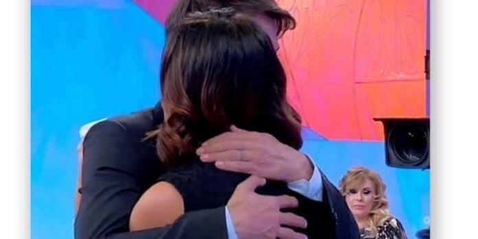 Gianni Sperti e Barbara de Santi