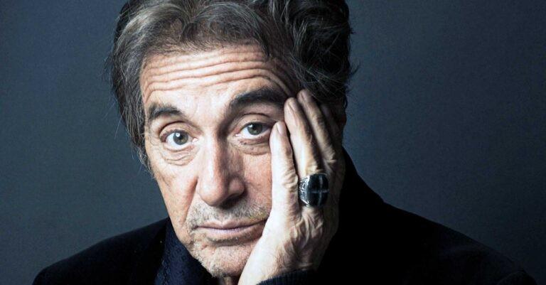 """Al Pacino choc: """"Da giovane mi prostituivo per vivere"""""""