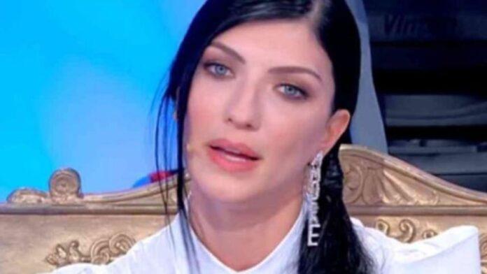 Giovanna Abate racconta il brutto periodo prima di Uomini e Donne