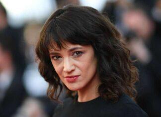 Asia Argento festeggia la condanna di Harvey Weinstein
