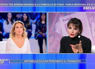Barbara d'Urso contro Pago
