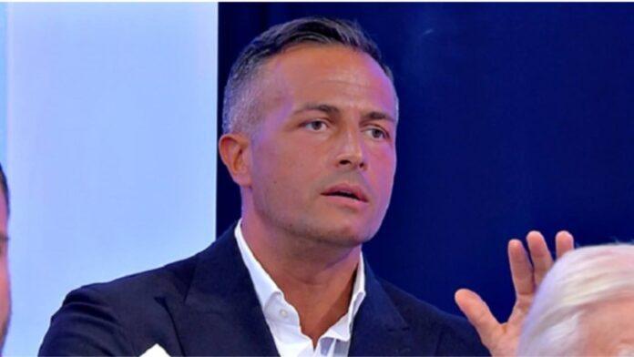 Riccardo Guarnieri spiega come darà le rassicurazioni sperate a Ida Platano di Uomini e Donne