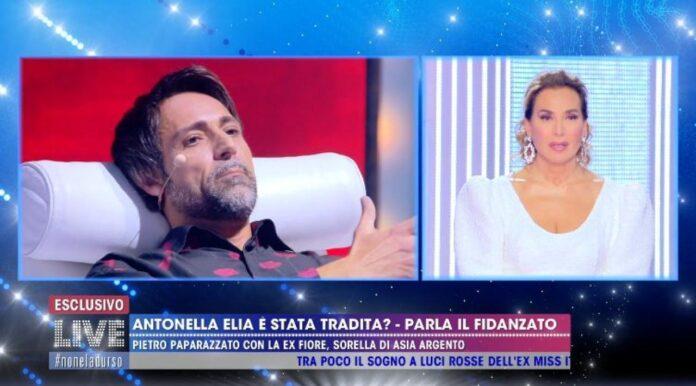 Fidanzato di Antonella Elia