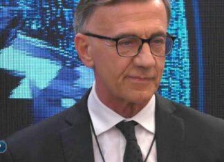 Michele Cucuzza al GF VIP
