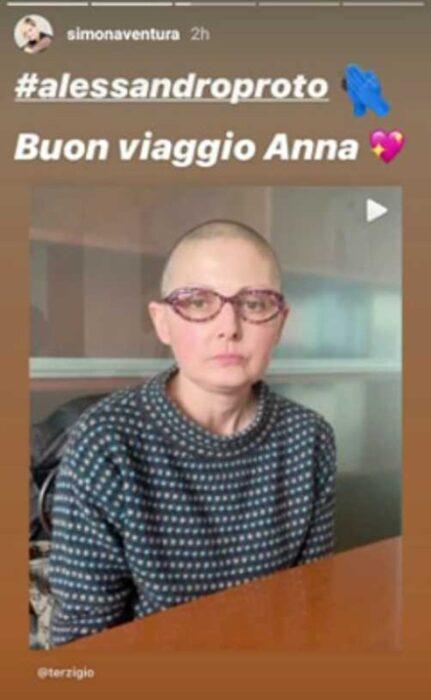 Gravissimo lutto per Simona Ventura, lo straziante addio su
