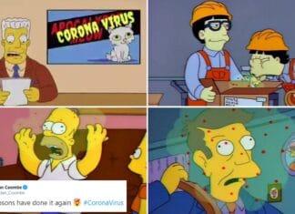 I Simpson - Coronavirus