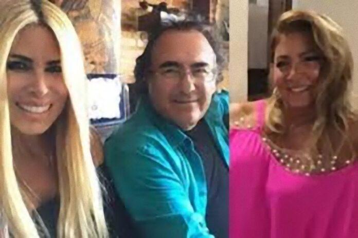 Al Bano Carrisi, Romina Power e Loredana Lecciso