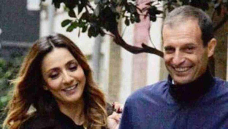 """""""Ambra Angiolini si è sposata in gran segreto con Massimiliano Allegri"""": il retroscena svelato da un vip"""