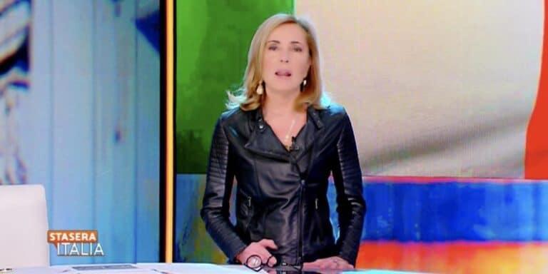 """Barbara Palombelli denuncia tutti dopo le frasi discriminatorie: """"La libertà di opinione è sacra"""""""