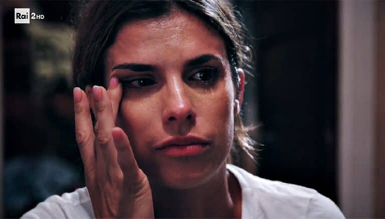 """Tanta paura per Elisabetta Canalis, l'appello: """"Eì successa una cosa grave…"""" [VIDEO]"""