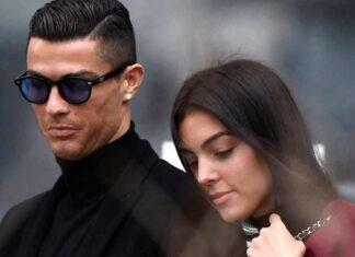 Crisìtiano Ronaldo e Georgina Rodriguez