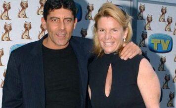 Luca Laurenti e Raffaella Ferrari