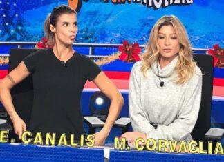 Elisabetta Canalis - Corvaglia