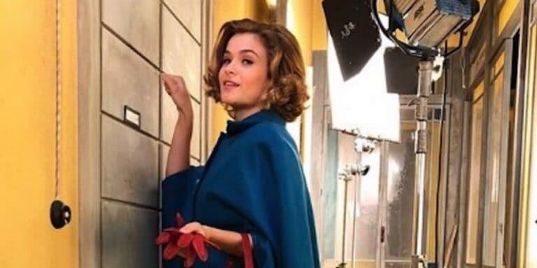 Il Paradiso delle signore trama 23 marzo: Gabriella parte, Clelia e Luciano si lasciano andare