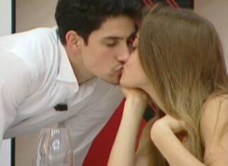 Javier Rojas e Talisa Ravagnani