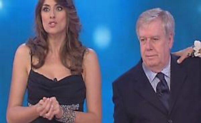 Elisa Isoardi e Claudio Lippi