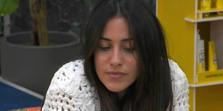"""Teresanna Pugliese attacca di nuovo Sossio al GF VIP: """"Questa volta non ci sto"""" scatta la vendetta (VIDEO)"""