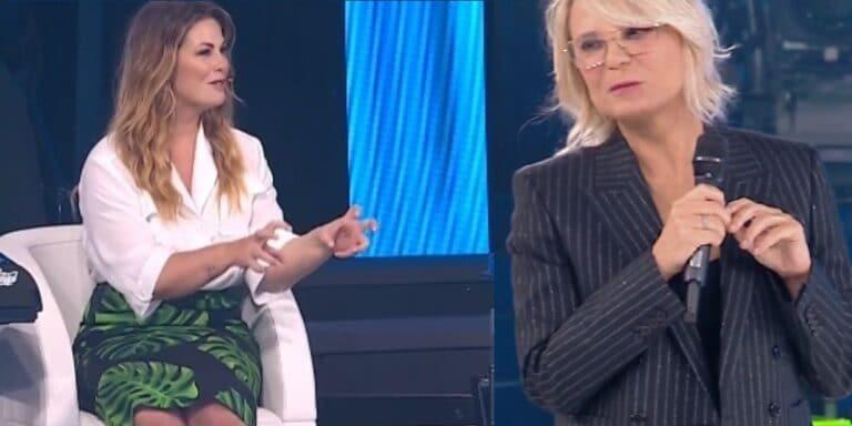 Vanessa Incontrada svela un retroscena su Maria De Filippi: spunta una telefonata inaspettata