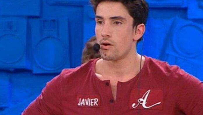 Javier: l'ex fidanzata scrive un messaggio sui social