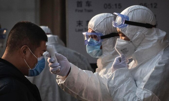 Il Coronavirus in Cina