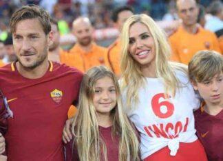 Francesco Totti - Ilary Blasi