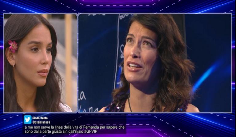 """Fernanda Lessa, il messaggio ai giovani """"non è una cosa fig*…"""" (Video)"""