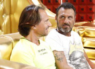 Sossio Aruta non crede che Antonio Zequila andrà in finale per quanto ha fatto ad Adriana Volpe