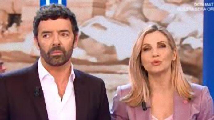 Lorella Cuccarini e Alberto