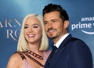 Katy Perry e Orlando Bloom avrebbero rimandato il matrimonio causa Coronavirus