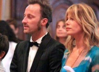 Alessia Marcuzzi e Francesco Facchinetti