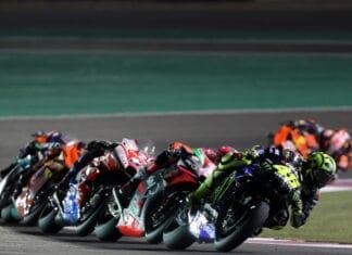 Rinvio MotoGP Qatar per Coronavirus