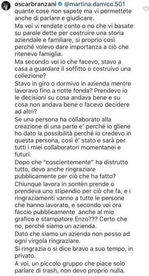 """Uomini e Donne, Oscar Branzani allontana Eleonora Rocchini:"""""""